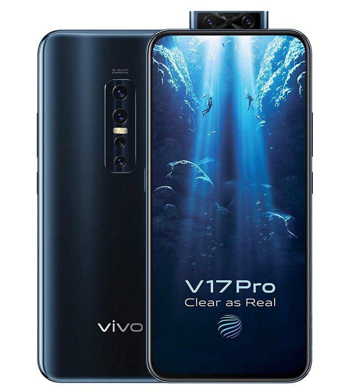 Vivo v17 pro mobile phone structure